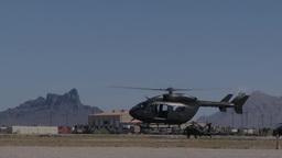UH-72 Lakota Helicopter Training Stock Video Footage
