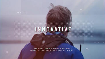 Motivational Presentation After Effects Project