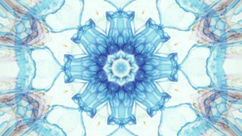 Liquid Kaleidoscope Footage