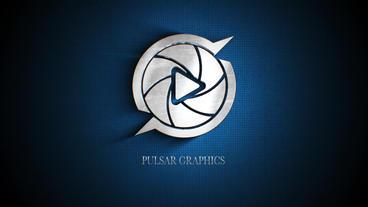 Metallic Logo Reveal After Effects Projekt