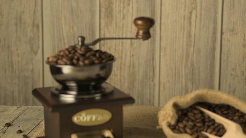 Coffee beans Filmmaterial