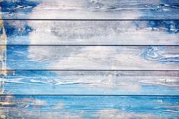 Light Blue wood panel texture Photo