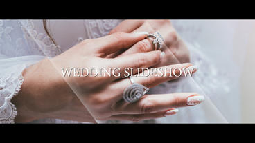 Wedding Slideshow After Effects Project