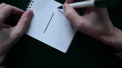 Drawing a Graph in notebook Footage