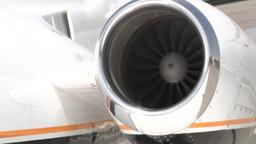 Cessna Citation flight operations Stock Video Footage