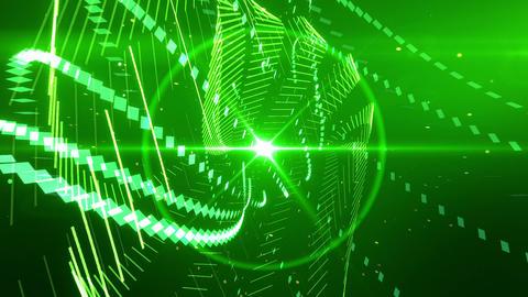 SHA Digital World ImageBG Green Animation