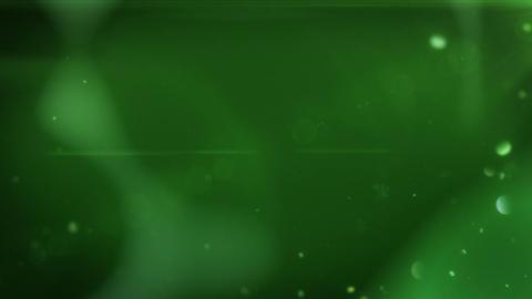 SHA Light Leaks Green CG動画
