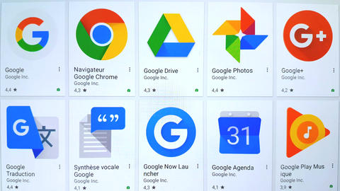 Google - Android Apps on Google Play Store