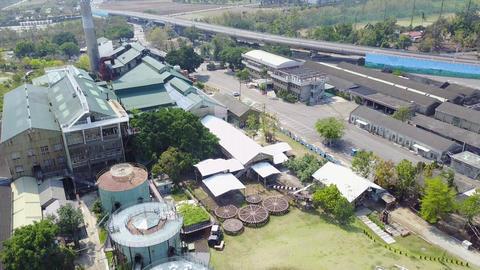 DJI MAVIC 4K Taiwan Tainan Aerial Drone Video Ten Drum Culture Village 20170325