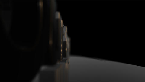 3D Logo movie(use element 3D plugin.) After Effectsテンプレート