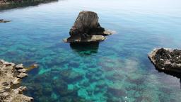 Protaras landscape,Meditarian sea,Cyprus