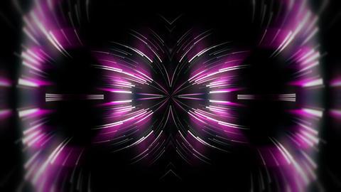 Purple flower 60fps VJLoop LIMEART Footage