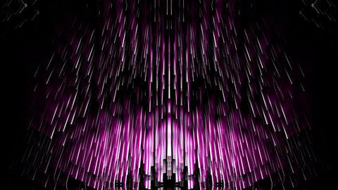 Violet Matrix Pattern 1 60fps VJLoop LIMEART Footage