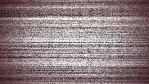 TV Glitch Background Animation