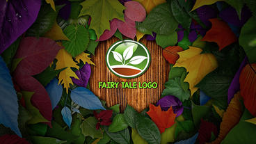 Fairy Tale Logo Plantilla de Apple Motion