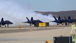 Blue Angels Soar in the Heavens During 2014 Miramar Air Show Footage