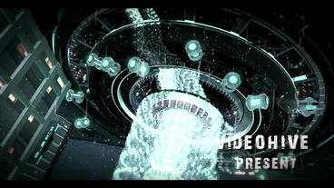 Sci-Fi City Trailer (a new version) After Effects Projekt