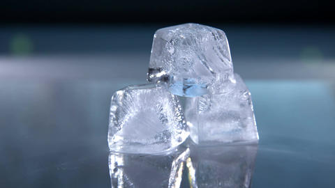 Melting Ice Footage