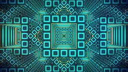 Background fractal Animation
