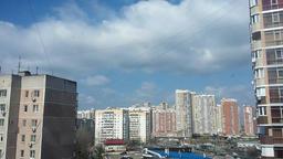 Timelapse in a Krasnodar