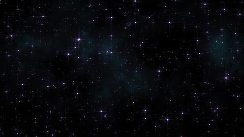 Star Fly Background Loop Footage