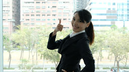 Business woman Live Action