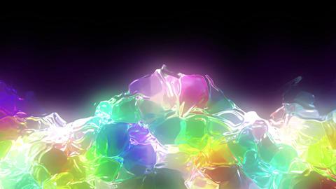 Crystal aura ver2 loop rbw Animation