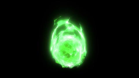Crystal ball aura gr Animation