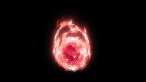 Crystal ball aura rd Animation