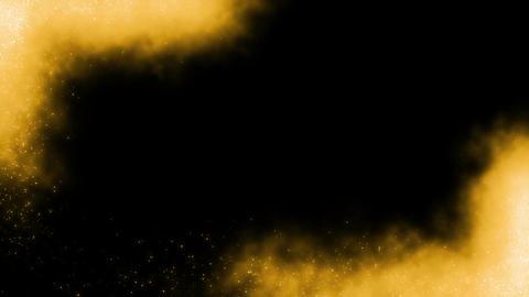 Flame frame half diagonal gl Animation