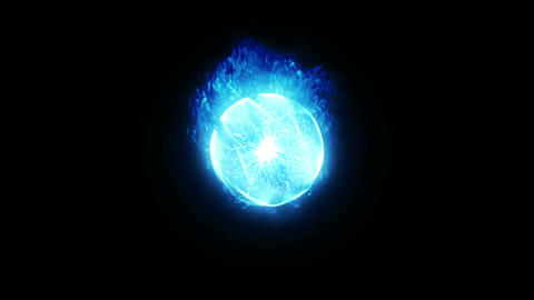 Form ball flare aura bl Animation