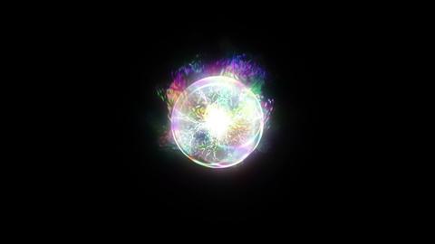 Form ball flare aura rbw Animation