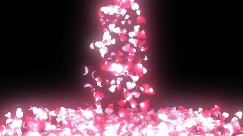 Heartleaf wipe pileup origin Animation