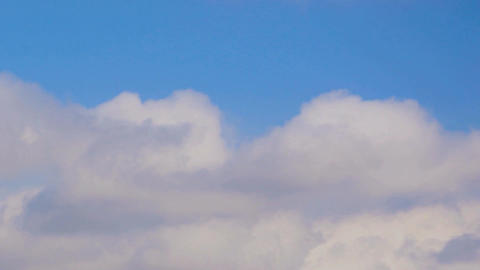 Sky Clouds Background 1