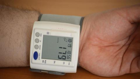 Blood Pressure Footage