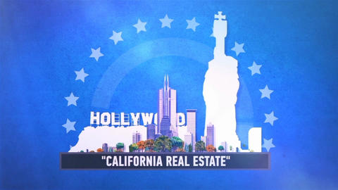 California Real Estate After Effects Template