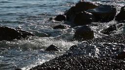 On beach Image