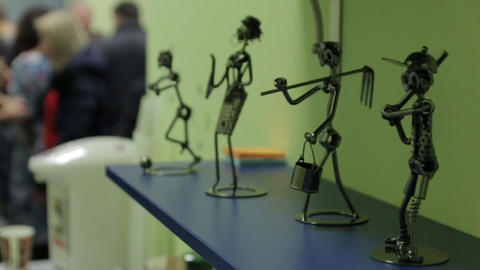 Figurines of People Occupations