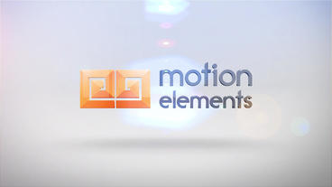 3D Logo silver After Effects Templates