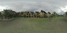360 VR Resort with guest houses and tropical garden, Mauritius Archivo