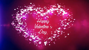 Happy Valentine Day 1 Plantilla de After Effects