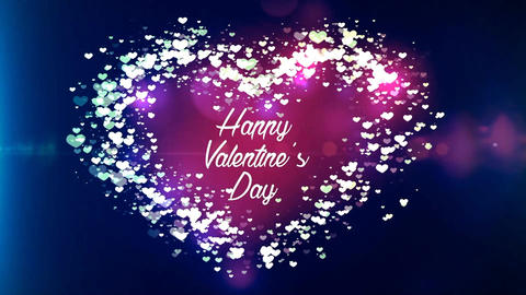 Happy Valentine Day 1 After Effects Template
