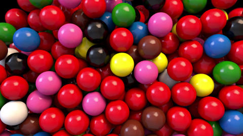 Snooker billiards pool balls fill screen transition composite overlay 4K Footage