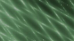 Vj Abstract Green Bright Mosaic Animation