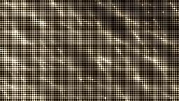 Vj Abstract Gold Bright Mosaic Animation