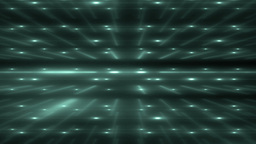 Neon Flood Lights Disco Music Background Animation