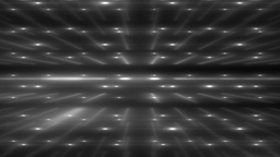 Silver Flood Lights Disco Music Background Animation