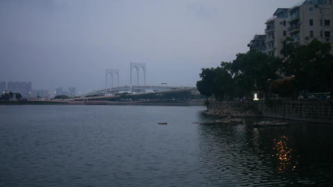 Macau City - 08 - Morning View Live-Action