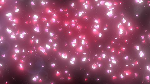 Particle arch heartleaf origin Animation