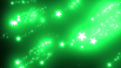 Shooting star gr Animation